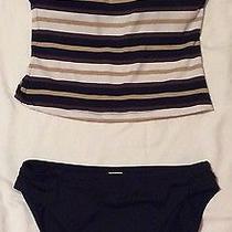 Sun Blush Tankini Swimsuit Size-10  Cute & in Super Nice Condition Photo