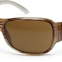 Suncloud Fantasy Wood Stripe Sunglasses W/ Polar Brown Lens Photo