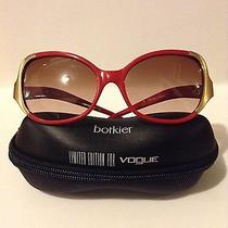 Sunglasses - Botkier Limited Edition for Vogue Photo