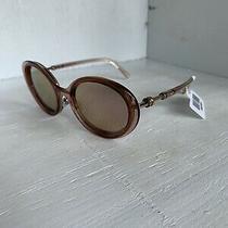 Sunglasses Bvlgari Authentic Bv6117 Rose Gradient 20144z Photo