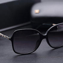 Sunglasses Chanel 5210 5210q Brand New Original Authentic Black Leather Chain Photo