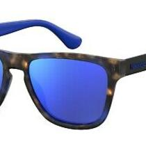Sunglasses Havaianas Itacare Jbw (Z0) Blue Havana/mirror Blue Photo