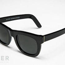 Sunglasses Super by Retrosuperfuture Ciccio Black 457 New Photo