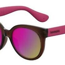 Sunglasses Woman Havaianas Noronha/l Qt3 (Brown) Photo