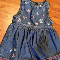 Super Cute Baby / Girls Denim / Jean Jumper Dress by Baby Gap Photo