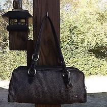 Super Cute Brown Handbag by the Sak Photo