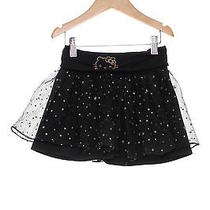 Super Cute Hello Kitty Black Skirt Women's Juniors Size 5 (Ref Nn-178103424) Photo