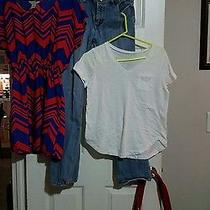 Super Cute Ladies Clothes Lot With a Fossil Purse Photo