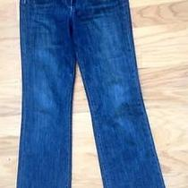 Super High End Designer Paige Premium Denim Jeans Pacific Heights Size 28 29 Photo