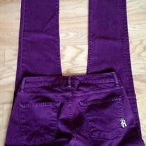 Super High End Super Sexy Rich &skinny Jeans Size 29 - Great Fall Color  Look Photo