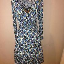 Super Nice Talbots Petites Faux Wrap Dress Size 12p So Nice Look Photo