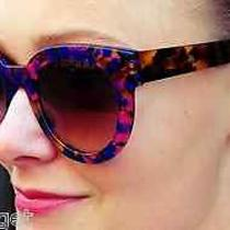 Super Sex Thierry Lassry  Therapy 501 Women sunglasses.hand Made in France Photo