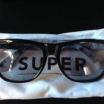 Super Sunglasses Black Wafarer  Photo