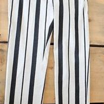 Super Trendy Punk Vivienne Westwood Striped Pants Photo