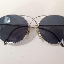 Superb 1970s Vintage Christian Dior Sunglasses Festival Fabulous Photo