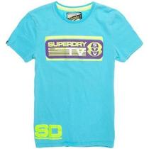 Superdry Men's T-Shirt  8 Models All Size Photo