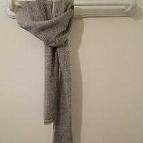 Superfine 100% Pure Cashmere Scarf- Herringbone Photo