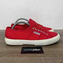 Superga - 2750 Cotu Marron Red Sneakers - Women's 9.5 - S000010-C62 Photo