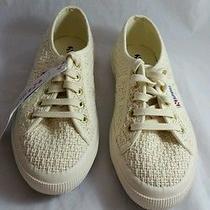 Superga 2750 Crochetw Off White Size 7 Photo