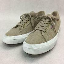Superga  40 Beg Size 40 Beige Low Cut Sneaker 273 From Japan Photo