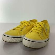 Superga  40 Yellow Ylw Size 40 Yellow Low Cut Sneaker 272 From Japan Photo