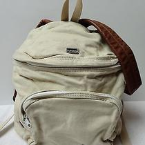 Superga Beige Backpack  Photo