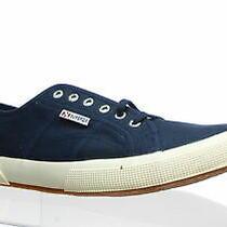 Superga Mens Cotu Classic Navy Fashion Sneaker Eur 48 (519302) Photo
