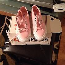 Superga Pink Low Tops Photo