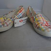 Superga Womens Sneakers Msrp 65.00 Photo