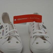 Superga X Chicas Latinas 2750 Daniela Botero Sugar Skulls Sneaker  Women's 8.5 Photo