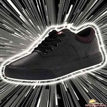 Supra Black-Red Griffin Lil Wayne Low Top Skate Shoes Photo