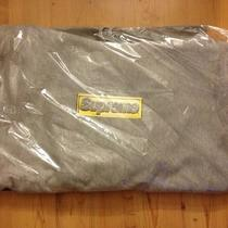 Supreme Bling Hoodie Jacket Gray Grey Heather Xl Extra Large S/s 13 Sold Out Photo