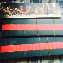 Supreme Gucci and Last Supper Box Logo Sticker Set Photo