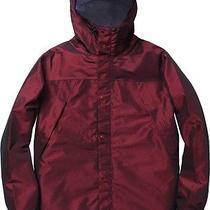 Supreme Iridescent Taped Seam Jacket Burgundy Red Dark 2013 New North Face Bape Photo