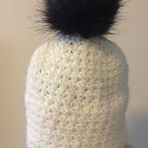 Surell Knit Hat Handmade Acrylic Photo