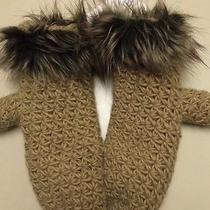Surell Starfish Handmade Knit Mitten Gloves Photo