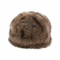 Surell Women Brown Winter Hat One Size Photo