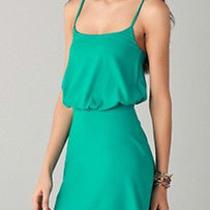 Susana Monaco Nina Mini Dress 152 Size Large L Nwt Photo
