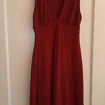 Susana Monaco Red Dress Medium Photo