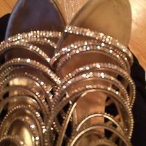 Suthentic Pour Balmain Paris Vero Cuoio Womens Heel/sandals Photo