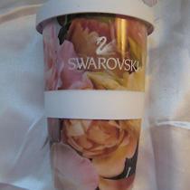 Swarovski China or Ceramic Multi-Colored Coffee Mug Mib 2014 Photo