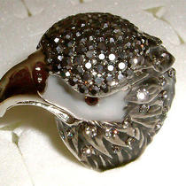 Swarovski Crystal Eagle Ring Z Photo