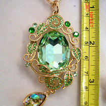 Swarovski Crystal Necklace  Photo