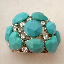 Swarovski Crystal Ring  Photo