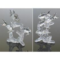 Swarovski Crystal School of Fish 666355 Photo