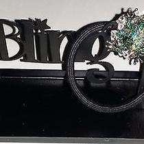 Swarovski Crystals & Frog Jewelry Ponytail Holder Clear Photo