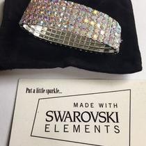 Swarovski Elements Crystal Bridal Bracelet  Bridal/wedding or Dressy Bling Photo