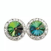 Swarovski Elements Stud Earrings Photo