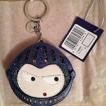 Swarovski Eliot Kingdom of Jewels Key Ring Bag Charm 1162691 Bnib Photo