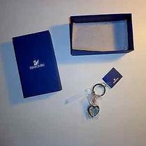 Swarovski Keychain Heart Photo